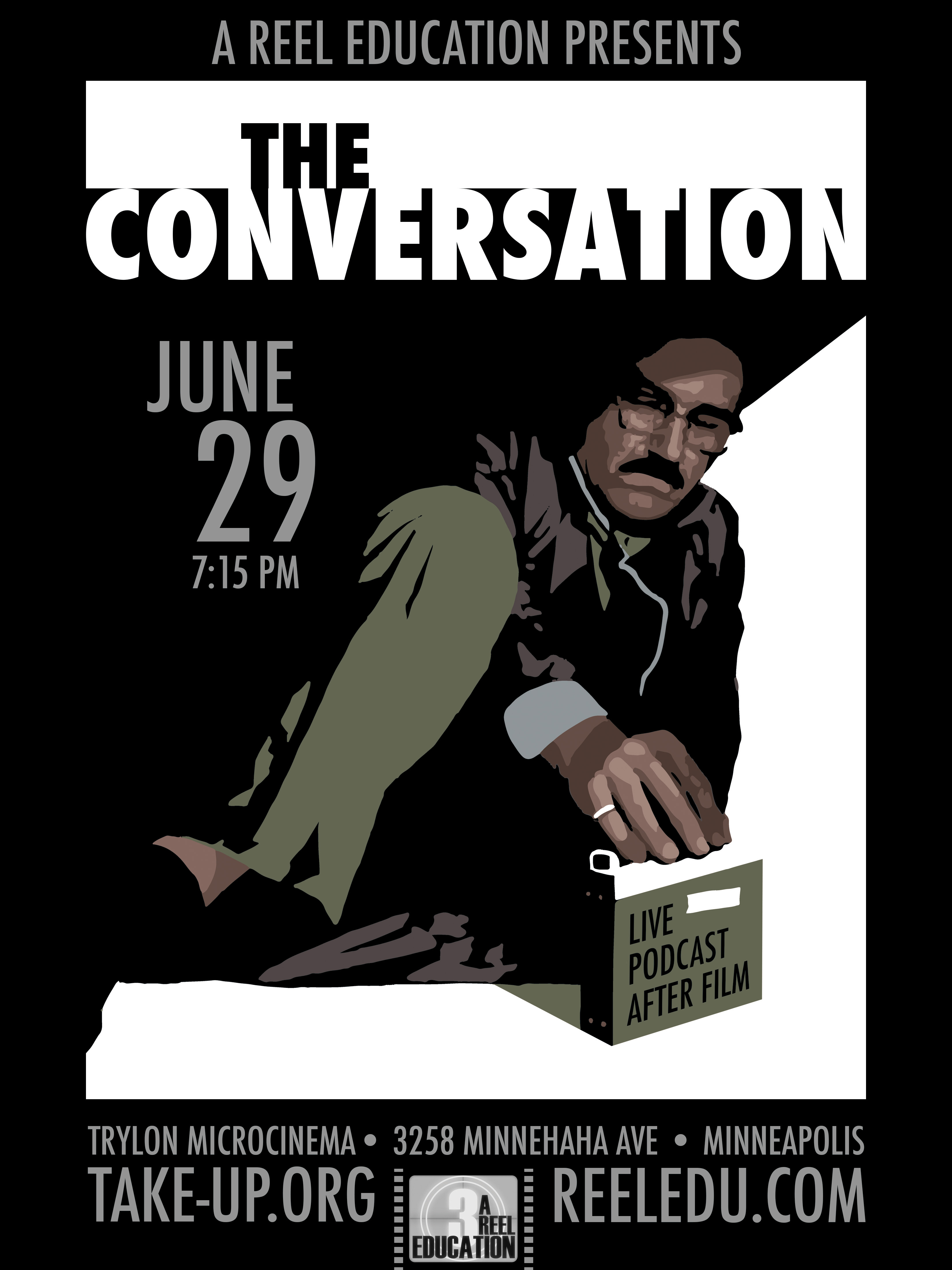 The Conversation 1974 Poster | www.pixshark.com - Images ...