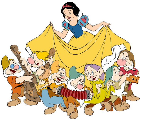 Snow White And The Dwarfs