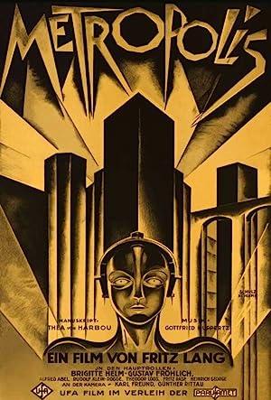 Metropolis poster
